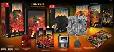 Limited Run Doom The Classics Collection 1 2 3 Collector's Edition Switch