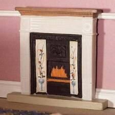 Victorian Fireplace, Dolls House Miniatures, 1.12 Scale