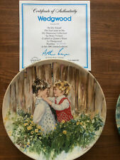 """""""My Memories"""" by Mary Vickers 1980s. Complete Limited Edition 6-Plate Set"""