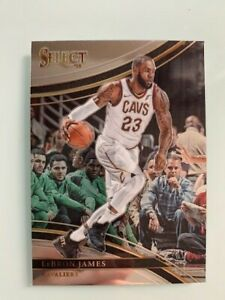 2017-18 Select #222 LeBron James