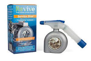 Revive Turbo Cleaner - Service Shot 300ml Preventative Treatment 1449-9011