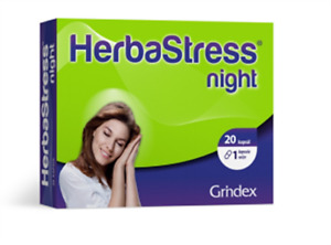 HerbaStress Grindex for sleep 20 tablets