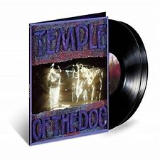 Temple of the Dog [25th Anniversary Edition] [Remixed & Remastered] [LP] by Temple of the Dog (Vinyl, Sep-2016, 2 Discs, Interscope (USA))