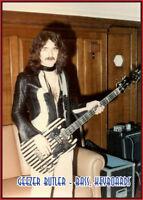 J2 Classic Rock Cards - series 2 band bundle - Black Sabbath