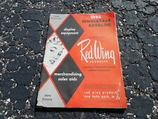#MISC-3413 - 1956 RED WING PRODUCTS - STORE DISPLAY CATALOG