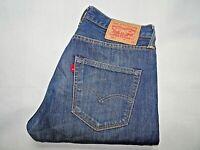 """LEVIS 501 Mens Jeans Blue Denim Straight Leg SIZE W31 L34 Waist 31"""" Leg 34"""" VGC"""