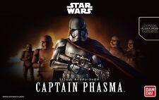 Bandai 1/12 Captain Phasma Plastic Model Kit Star Wars The Force Awakens New F/S