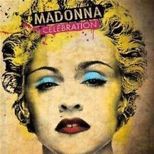MADONNA - CELEBRATION -2CD   POP-ROCK INTERNAZIONALE