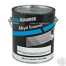 NEW TOYOTA FORKLIFT GRAY PAINT GALLON PARTS 003