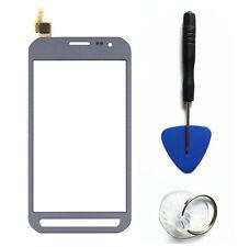 Grau Touchscreen Digitizer Glas Frontscheibe Für Samsung Galaxy Xcover 3 G388F
