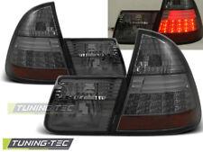BMW E46 Touring LED Rückleuchten schwarz-Smoke Glas + LED Blinker 1999-2005