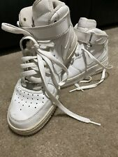 Air Force 1 White Hi top Sneakers Size US 8