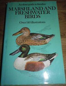 Colour Guide to Familiar Marshland and Freshwater Birds by Jiri Felix Hardback