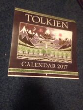 2017 Hobbit Calander Lord Of The Rings