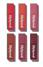 LILYBYRED Mood Liar Velvet Tint 6 Color Lip Color Cosmetic MLBB