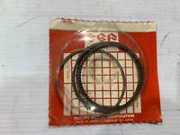 NEW GENUINE SUZUKI GSF600S BANDIT 95/98 ENGINE PISTON RINGS 12140-19C10-000