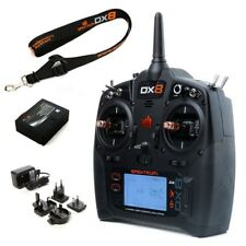 Spektrum DX8 Transmitter Mode 2 Air Heli Multirotor w/Diversity Antenna SPMR8000