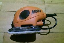 Black + Decker Mouse Sander / Polisher: Detail Sander / Hook & Loop Sander