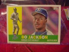 2017 Topps Archives Baseball Card #52 Bo Jackson  (18614)