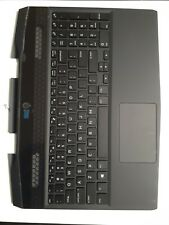 Alienware M15 Laptop Palmrest w/Touchpad Us Keyboard 718H6 Vnpdj 3D7Nn A01