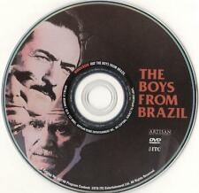 Boys From Brazil Gregory Peck, Laurence Olivier DVD