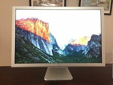30 pollici Apple CINEMA HD DISPLAY CON Apple Mini DisplayPort a Dual-link DVI