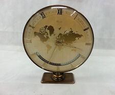 Weltzeituhr Kienzle mechanisch world clock