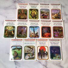 Lot of 13 Choose Your Own Adventure Books Secret of the Ninja Escape Maya