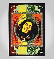 Bob Marley Tapestry Indian Wall Hanging Bohemian Hippie Beach Wall Throw Decor