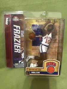 McFarlane Walt Frazier NBA Legends Series 2 New York Knicks #10, NEW