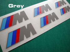 BMW M Premium Brake Caliper Decals Stickers for M3 M4 M5. Various Colour Options