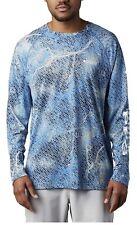 Columbia Men's Terminal Tackle PFG Long Sleeve Fishing Shirt, Size M,