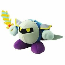 "Little Buddy Official Kirby Adventure Plush - 6"" Meta Knight"