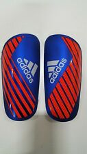 Adidas x Pro Shinguard Active Red/Blue(Small)