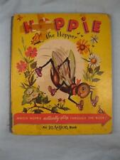 Hoppie The Hopper Childs Book 1951 Albert Baller Rand McNalley (O)