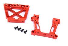 CNC metal rear bulk head set RED for 1/5 RC HPI BAJA Rovan KM 5B 5T 5SC 2.0