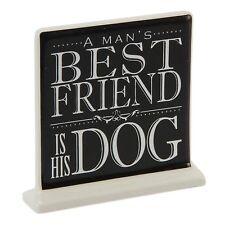 Dog Best Friend Decorative Indoor Signs/Plaques