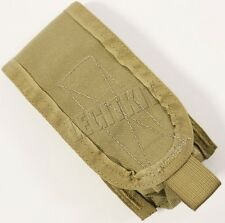 NEW Pre-MSA Paraclete LARGE Flash Bang Pouch MOLLE Coyote Tan BSP0019L