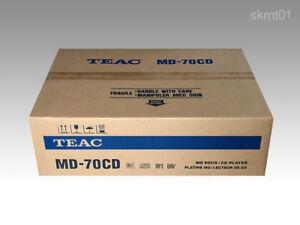 TEAC MD-70CD-S CD Player Md Recorder Mini Bremsscheiben / Kombination Deck Japan