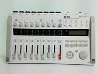 Zoom R16 Multitrack SD Recorder Interface Controller 16 Tracks Digital