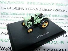 TR59W Tracteur 1/43 universal Hobbies n° 126 LESA TITANO C 1954