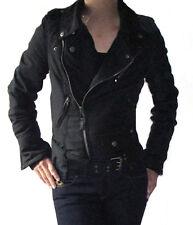 MISS SIXTY *Day Dream Biker Jacket* Jacke Winterjacke *schwarz* Gr. M