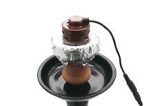 Electronic Shisha Charcoal Hookah Sheesha Chicha Narguile Tobacco Ceramic Bowl