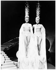 THE DOLLY SISTERS great 8x10 still BETTY GRABLE & JUNE HAVER -- b213