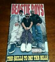 Vintage The Beastie Boys The Skills to Pay the Bills VHS Promotional Tape
