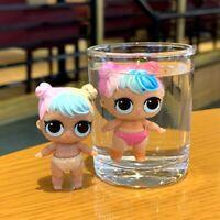 Real LOL Surprise LiL Sister Bon Bon cosplay club SERIES 2 doll-COLOR CHANGE