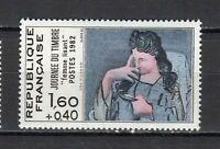 s25303) FRANCE 1982 MNH** Stamp Day 1v Picasso
