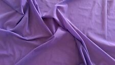 Pale Purple 4-Way stretch Nylon Lycra Powernet fabric/Material 190cm wide