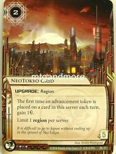 Android Netrunner LCG - 1x NeoTokyo Grid  #021 - Honor and Profit