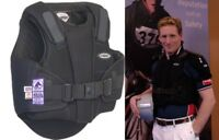 Champion ZipAir Body Back Protector Adult or Child sizes Black or Navy